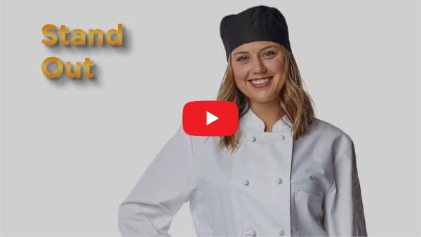 chef apparel video